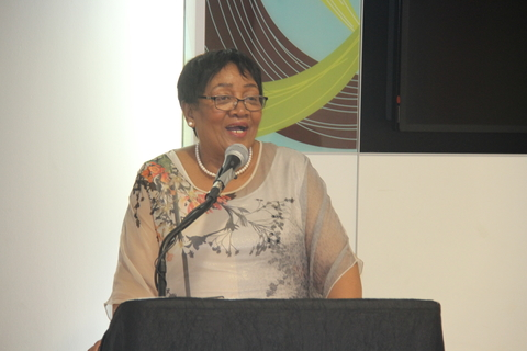 Mrs Weziwe Thusi, MEC for Social Development in Kwa-Zulu Natal