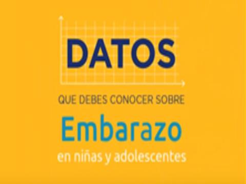 DATOS sobre embarazo en adolescentes – El Salvador (1)