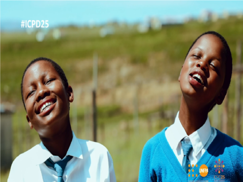 UNFPA Implementing Adolescent Youth Friendly Services in KwaZulu Natal and Eastern Cape